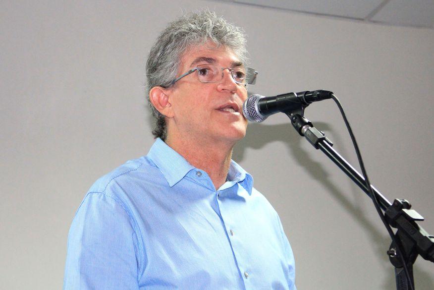 ricardo coutinho2 walla santos - Liberado pelo PSB, Ricardo terá maior atuação na campanha de Haddad