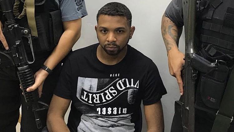 rogerio 157 - Polícia prende traficante Rogério 157 na zona norte do Rio