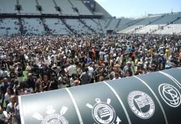 Confira o ranking de público dos clubes das Séries A, B, C e D do Brasileirão