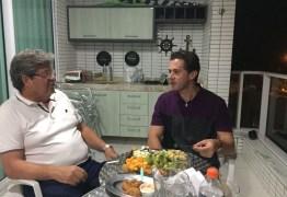 SENADOR?: Encontro de João Azevedo e  Veneziano pode ter defino chapa governista