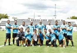 Botafogo-PB encerra preparação para enfrentar o CSP neste domingo