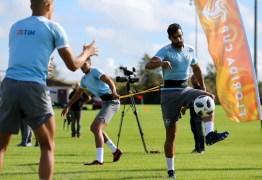 Presidente do Corinthians diz ter desistido da contratação de Henrique Dourado