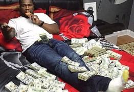MILIONÁRIO: 50 Cent descobre que possui fortuna em Bitcoins