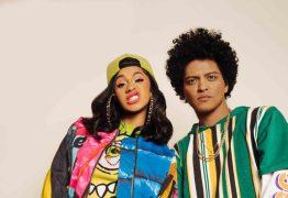 """Bruno Mars e Cardi B lançam clipe de """"Finesse"""" inspirado nos anos 1990"""