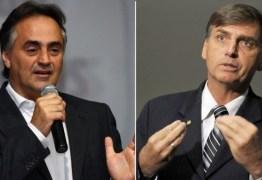 """Bolsonaro quer Cartaxo no seu partido para formar o """"palanque Forte"""" na Paraíba"""