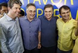 Romero tenta consenso com Cartaxo e Maranhão para disputa ao governo