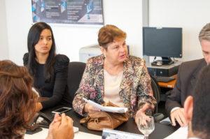 Catarina Guimarães 2 300x199 - Defensoria Pública realiza mais de 500 atendimentos  pela Câmara de Mediação e Conciliação de Família