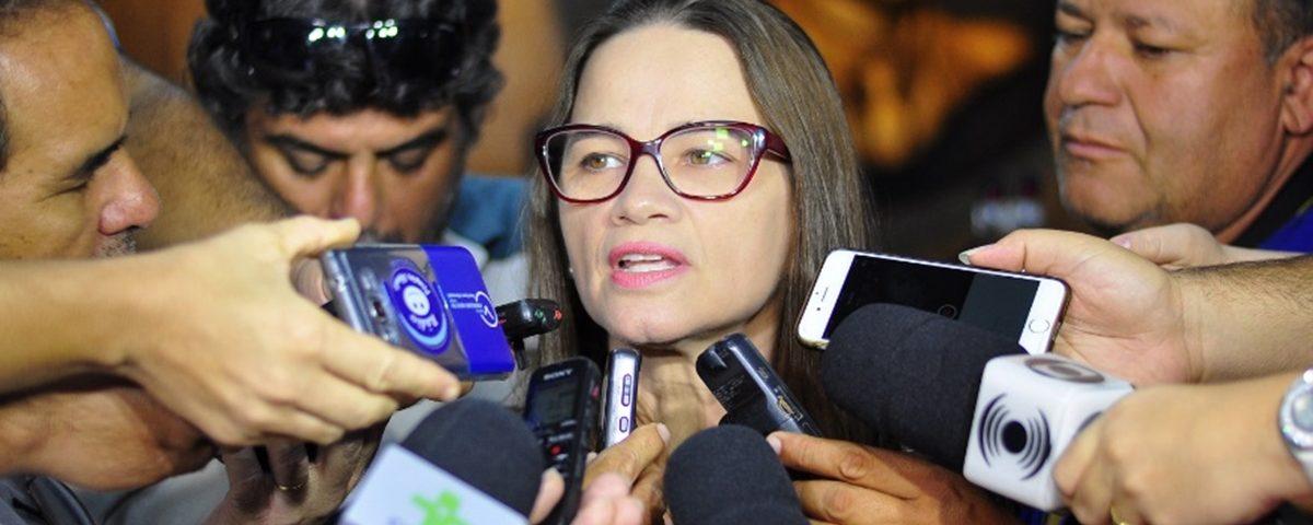 Ivonete 1200x480 - SEM APOIO? Ivonete Ludgério pode oficializar hoje a desistência de disputar vaga na Câmara dos Deputados