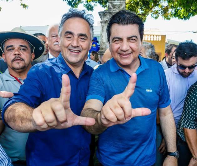 Luciano Cartaxo e Manoel Junior - PSC confirma aliança com Lucélio Cartaxo e Manoel Jr. para deputado federal