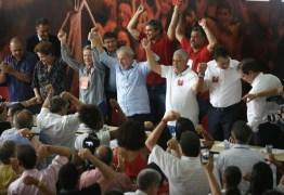 Lula lidera as intenções de voto mesmo após condenação