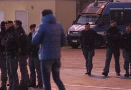 Operação contra a máfia resulta em mais de 100 prisões na Itália