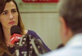 Patrícia Rocha se prepara para estrear na CBN