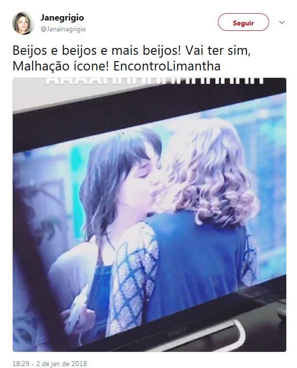Screenshot 44 - Beijo gay em 'Malhação' viraliza nas redes -VEJA VÍDEO