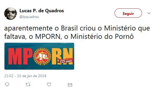 Screenshot 671 - Ministério Público do Rio Grande do Norte vira piada com logomarca