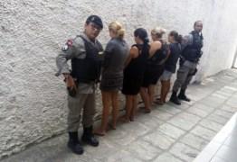 Mulheres são presas suspeitas de sequestrar crianças em abrigo paraibano