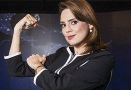 Rachel Sheherazade se machuca e é afastada do SBT Brasil