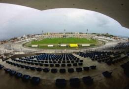 Gerente administrativo garante Amigão pronto para receber jogos do Paraibano
