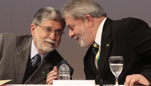 amorim lula - Celso Amorim é lembrado para substituir Lula - Blog do Esmael