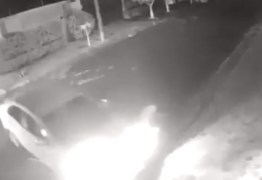 VEJA VÍDEO: motorista do Uber atropela suspeito durante tentativa de roubo