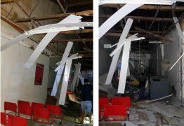 TERROR EM TAPEROÁ: Bandidos explodem agencia do Bradesco, encurralam policiais no pelotão e promovem tiroteio de 20 minutos