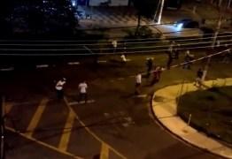 VEJA VÍDEO: Torcidas de Ponte e Guarani entram em confronto