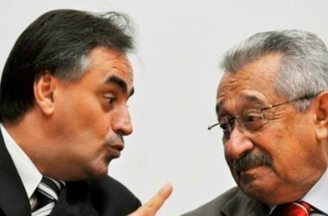 cartaxo e maranhão 2 - Cartaxo escala emissários para tentar apaziguar relação com Maranhão, que segue irredutível