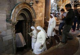 Governo planeja doar mais de meio milhão de reais para igreja construída no local que Jesus teria nascido