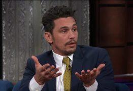 James Franco nega, em programa de TV, acusações de assédio sexual