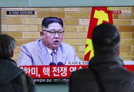 Kim Jong-un fala em aumentar a produção de armas nucleares durante discurso de fim de ano