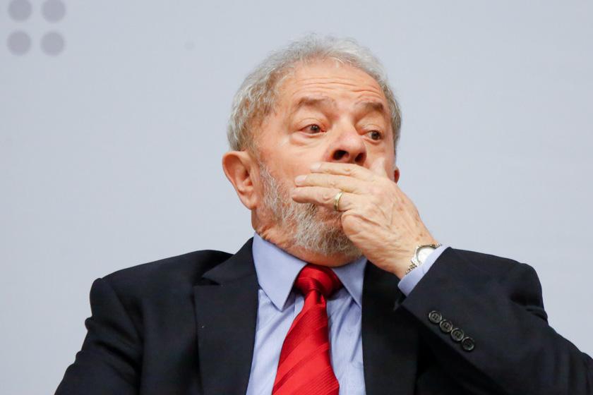 lula susto - É falso o mandado de prisão de Lula assinado por Moro que circula na web