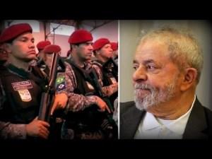 lula 300x225 - Ministro da Defesa é contra exército em julgamento de Lula