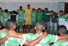 Após vitória sobre a Desportiva, Naça quer manter o ritmo na partida contra o CSP