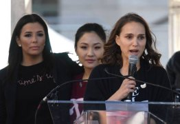 MARCHA DAS MULHERES: Natalie Portman revela ter sofrido 'terrorismo sexual' aos 13 anos