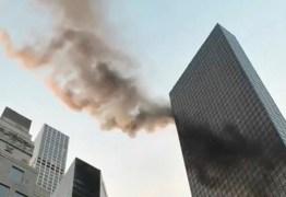 Incêndio na Trump Tower, em Nova York, fere duas pessoas