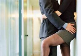Pesquisa revela que 34% dos brasileiros já fizeram sexo na festa da firma