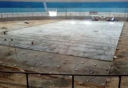 """Reforma do ginásio """"O Meninão"""" será concluída em 120 dias"""