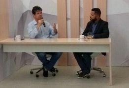 Ruy Carneiro diz que Romero deve indicar vice de Cartaxo, ou vice-versa