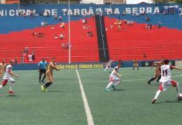 São Paulo Crystal joga melhor, mas perde e está fora da Copa São Paulo