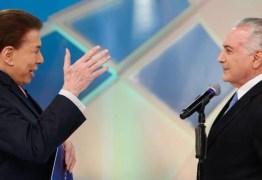 VEJA VÍDEO: 'Previdência não prejudica os pobres', diz Temer a Silvio Santos