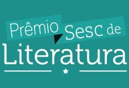 Inscrições para Prêmio Sesc de Literatura estão abertas