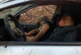 CRIME POLÍTICO OU QUEIMA DE ARQUIVO? Tesoureiro de Prefeitura do Sertão e mulher são fuzilados na BR-230 – VEJA FOTOS