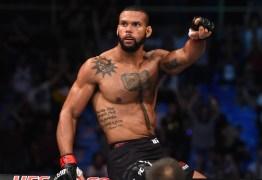 """No UFC Belém, Marreta quer quarta vitória seguida: """"Meu marketing é soco na cara"""""""