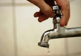 Falta água em 27 bairros de João Pessoa, no Conde e Cabedelo; confira