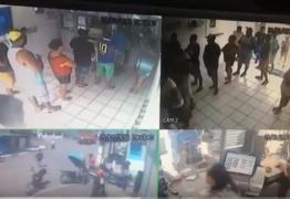 VEJA VÍDEO: Clientes de lotérica são humilhados e hostilizados durante assalto na Paraíba