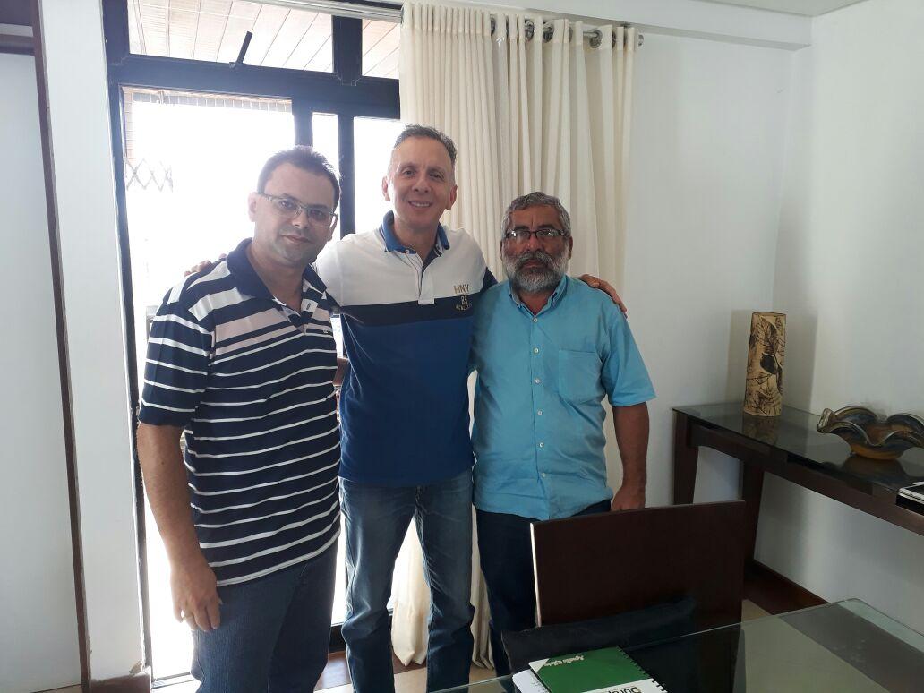 675a9c05 b7f2 452b b005 57ce8a195d1a - Aguinaldo Ribeiro discute emendas e recursos para a cidade de Juarez Távora