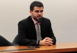 Wilson Filho discute com presidente do TCE realização de evento sobre transparência pública