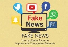 """EJE-PB promoverá debate sobre """"fake news"""" nesta terça"""