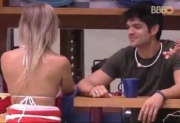 BBB18: Lucas e Jéssica insinuam que se masturbaram às escondidas