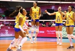 Seleção feminina de vôlei estreia em casa na Liga das Nações