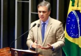 ESTADÃO: Cássio Cunha Lima é cotado para assumir o PSDB Nacional